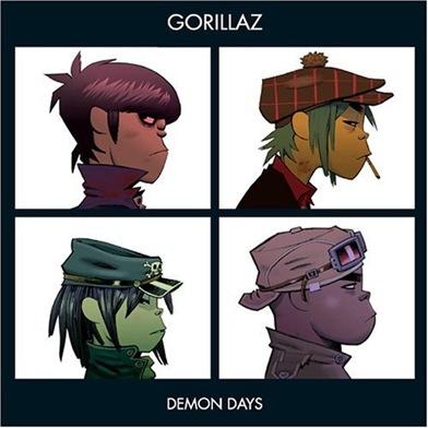 31 Gorillaz