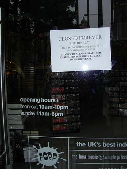fopp closed sign