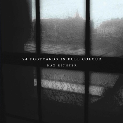 max richter 24 postcards