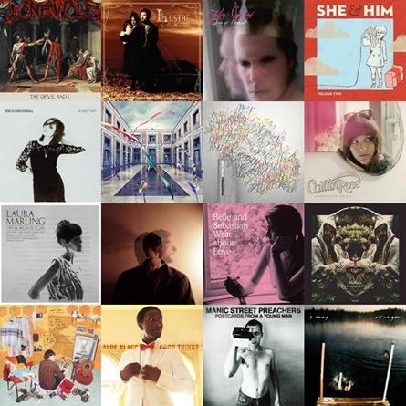 2010 playlist